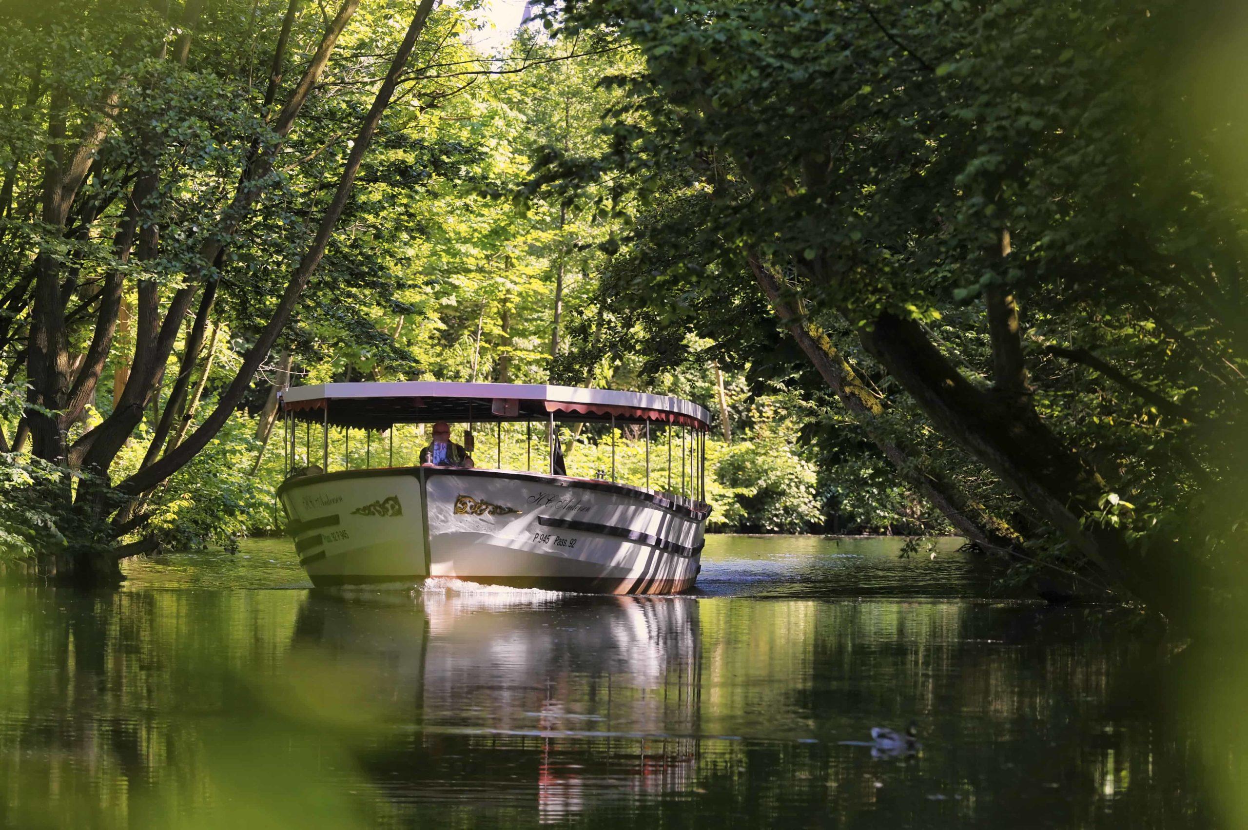 Odense åfart sejler på åen