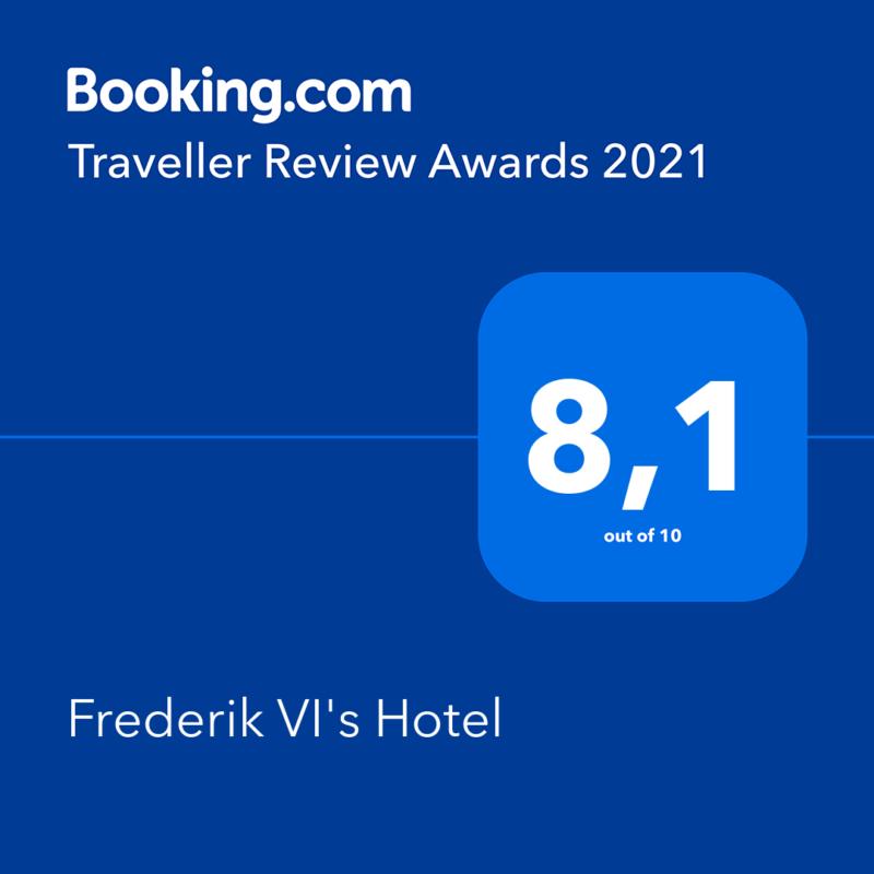 Anmeldelser fra Booking.com